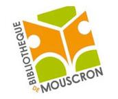 Logo de la Bibliothèque de Mouscron