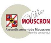 Logo de la Ville de Mouscron